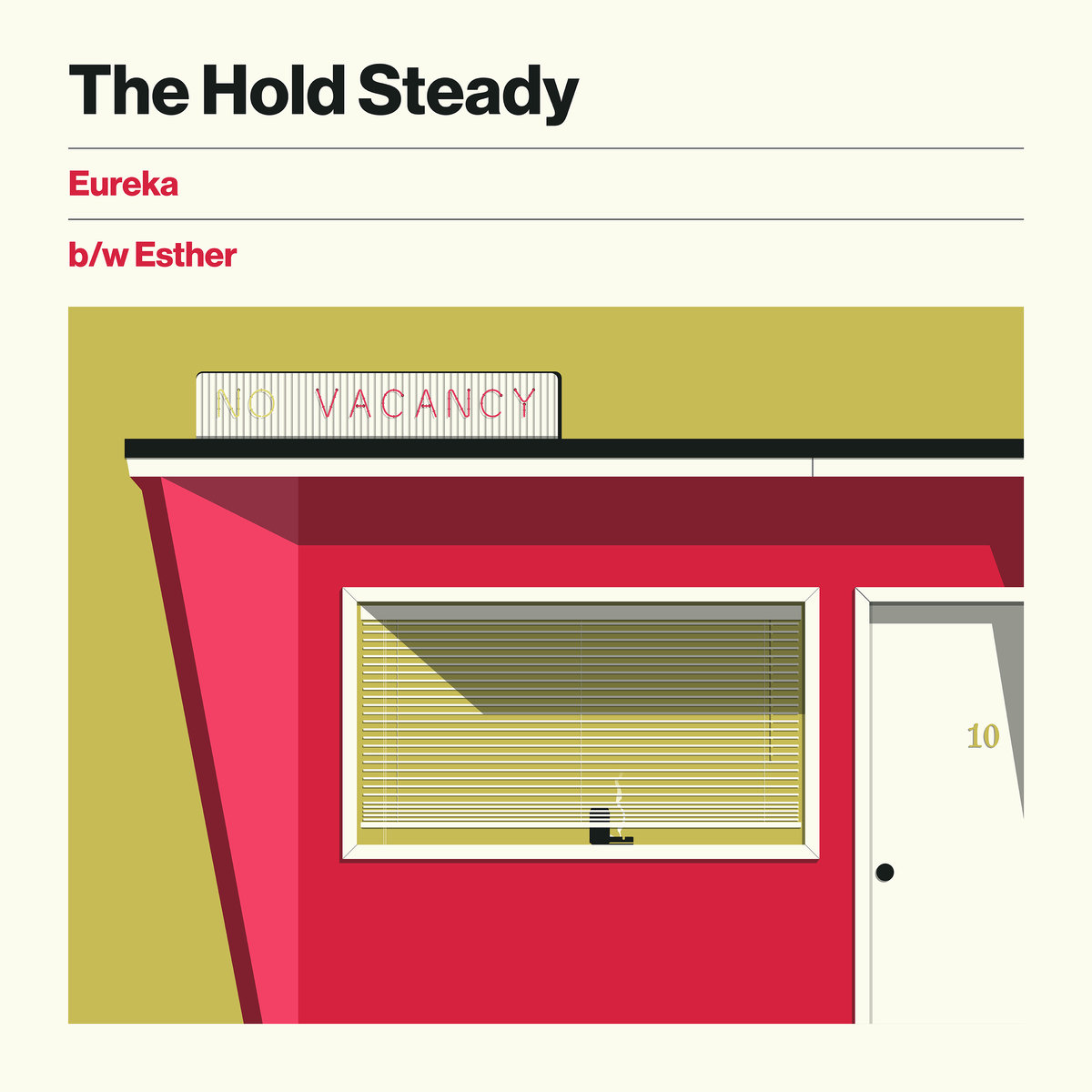 The Hold Steady new single Eureka