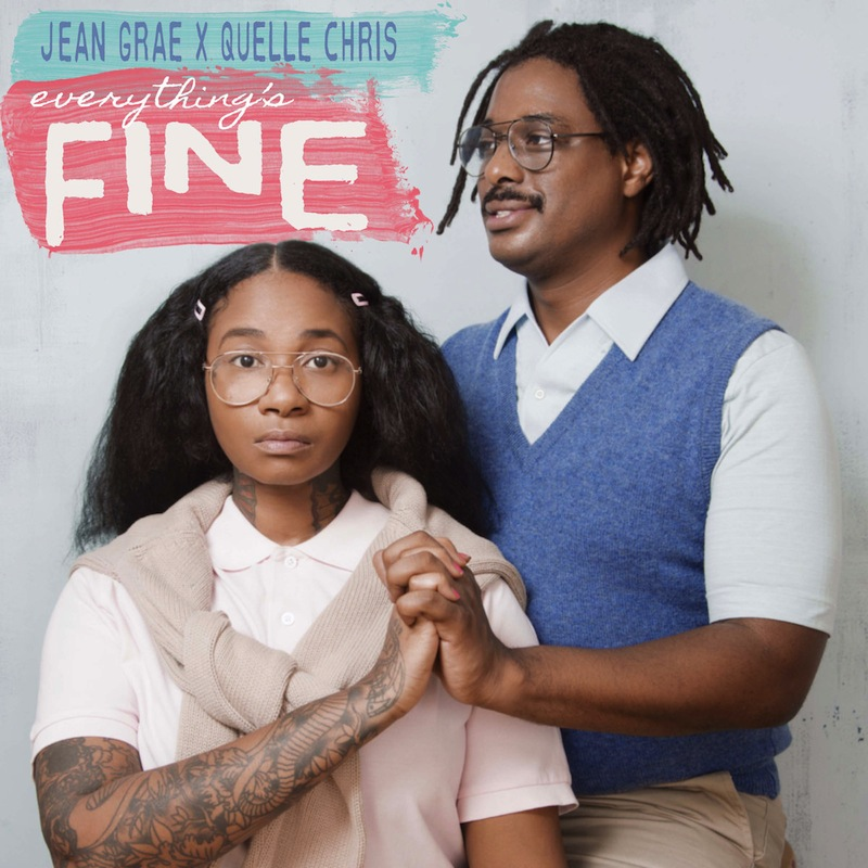 Jean Grae Quelle Chris album stream