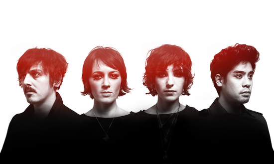 Ladytron new single