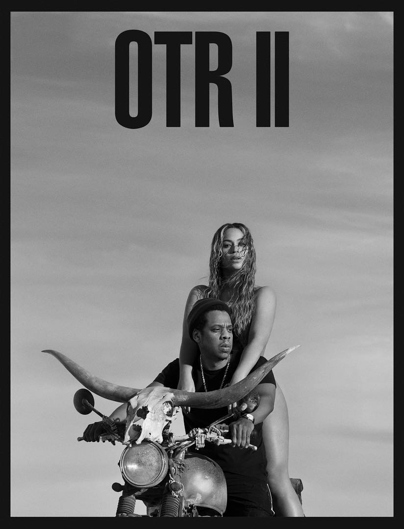 Beyonce Jay-Z on the run ii tour
