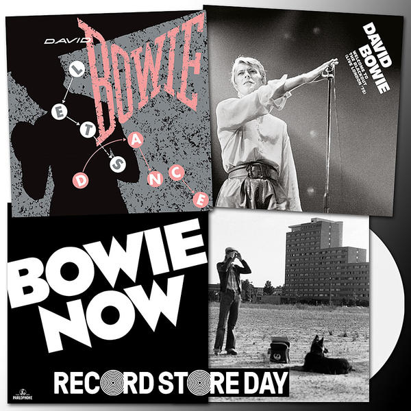 Rare David Bowie Releases To Be Reissued For Record Store Day