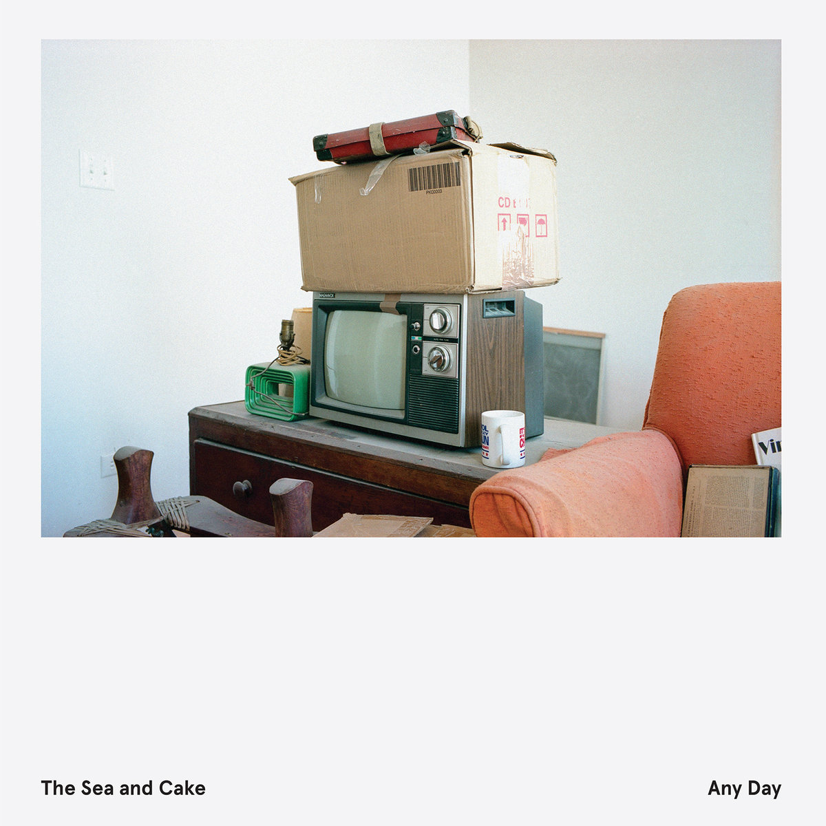 The Sea and Cake new track These Falling arms