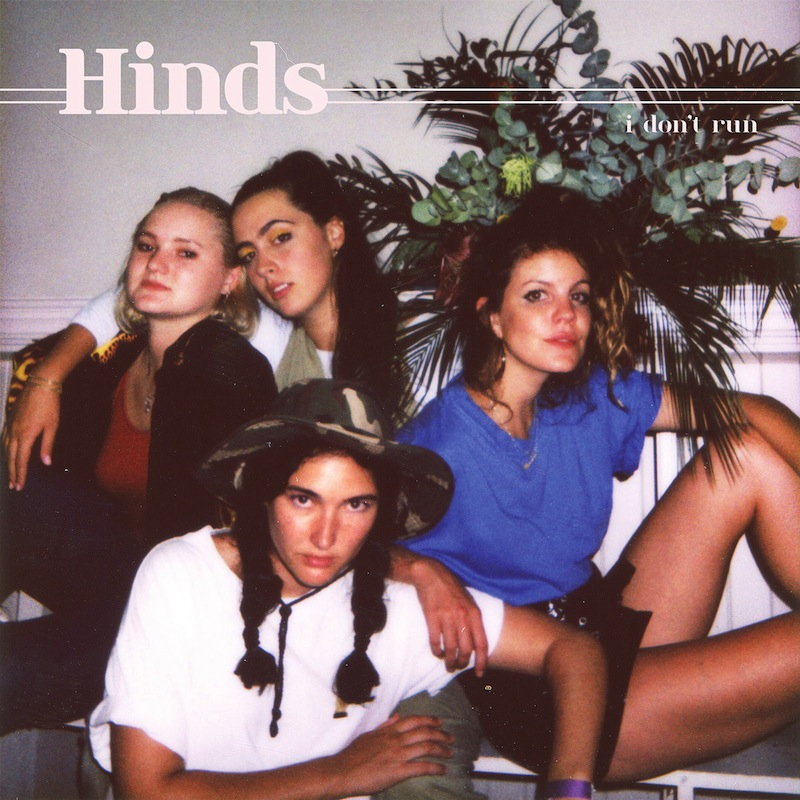 Hinds I Don't Run review