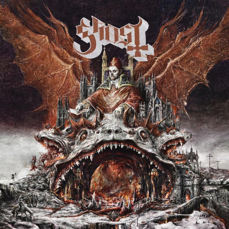 Ghost new album Prequelle