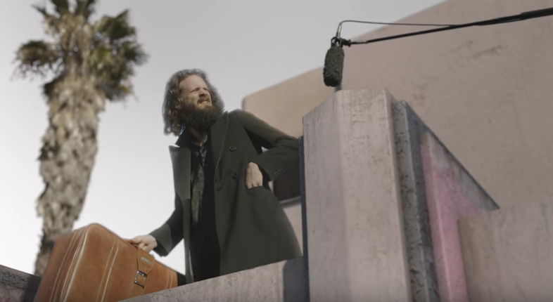 Father John Misty Mr. Tillman video