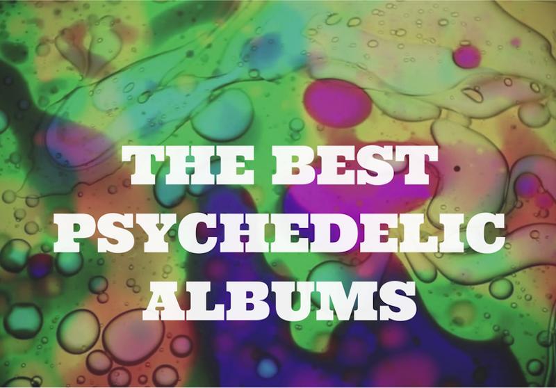 Treble's Top 50 Psychedelic Albums