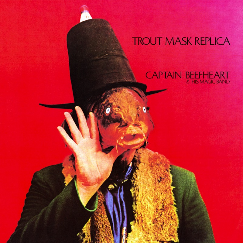 Third Man To Reissue Captain Beefheart S Trout Mask Replica