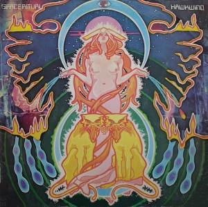 best psychedelic albums Hawkwind