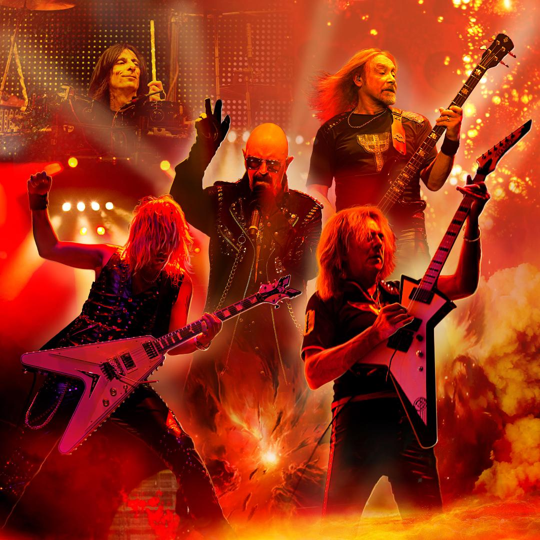 Judas Priest 2018 tour