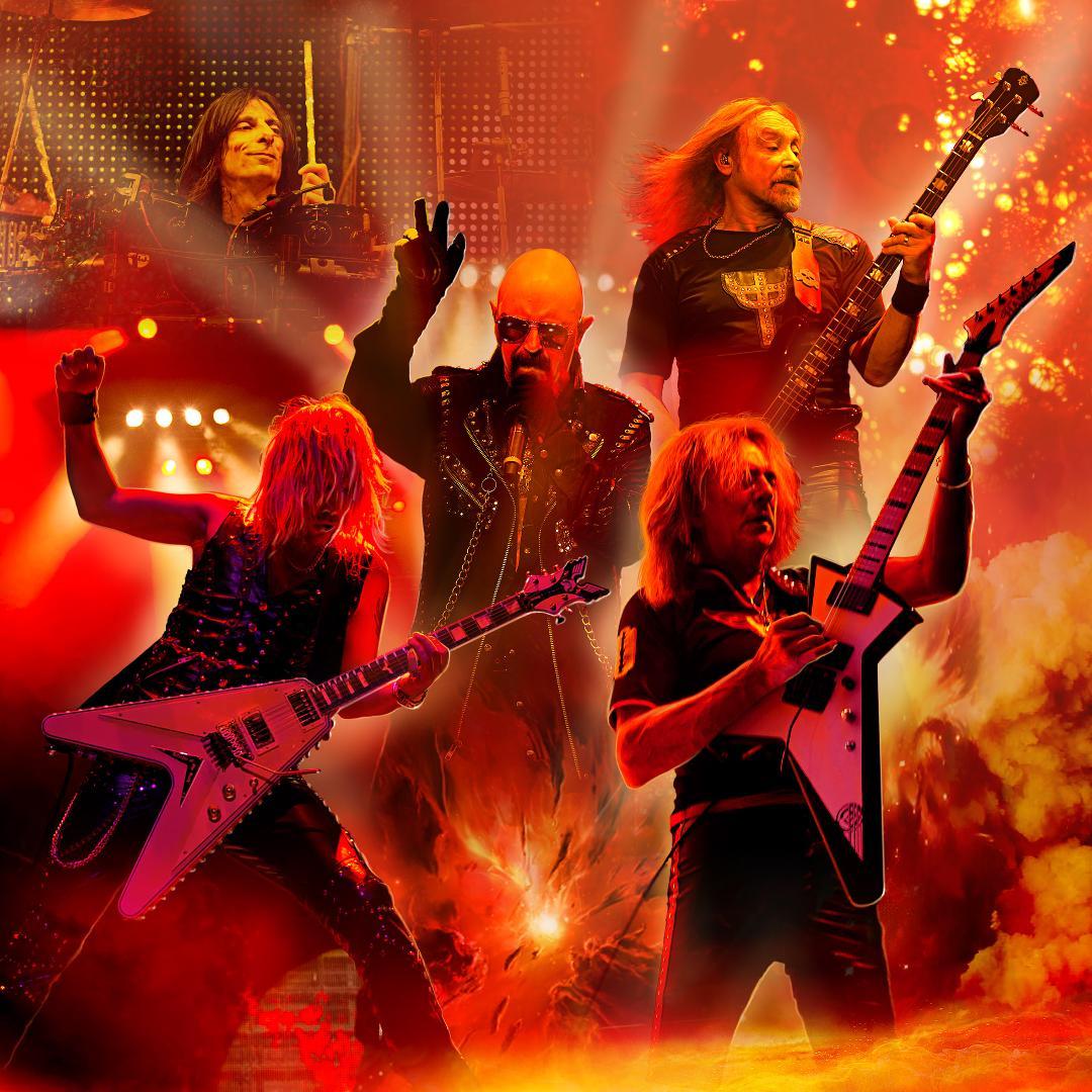 Judas Priest 2018 tour