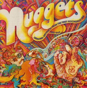 best psychedelic albums Nuggets