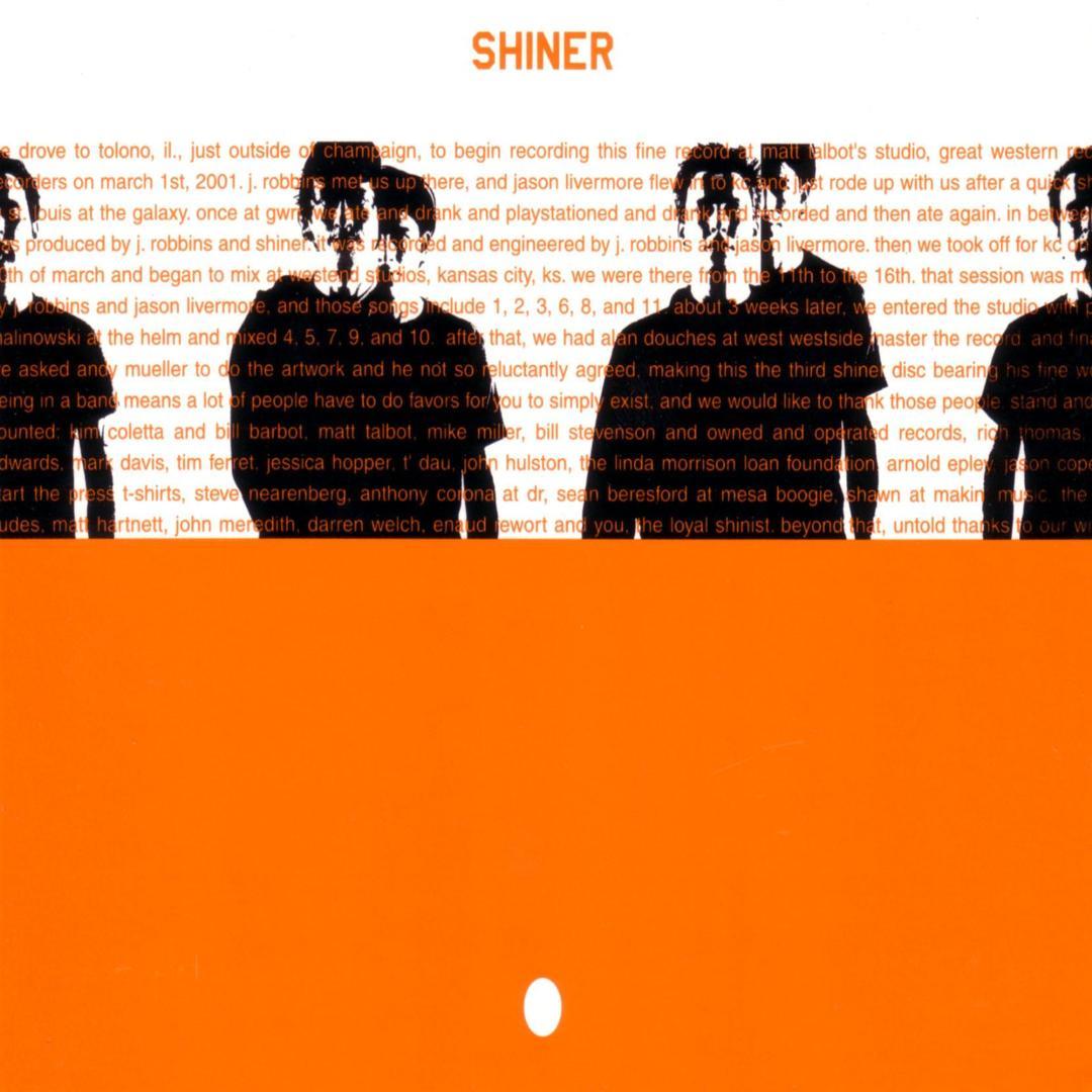 Shiner The Egg Blueprint