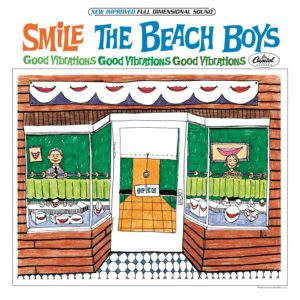 best psychedelic albums Beach Boys