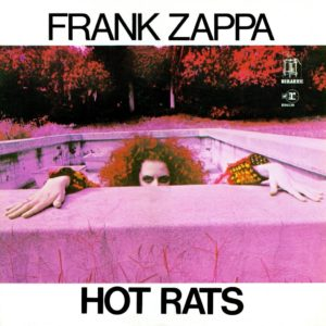 best psychedelic albums Frank Zappa