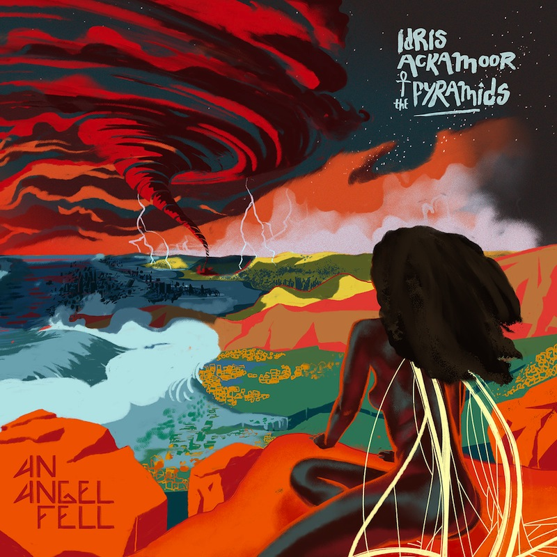 Idris Ackamoor and the Pyramids An Angel Fell review