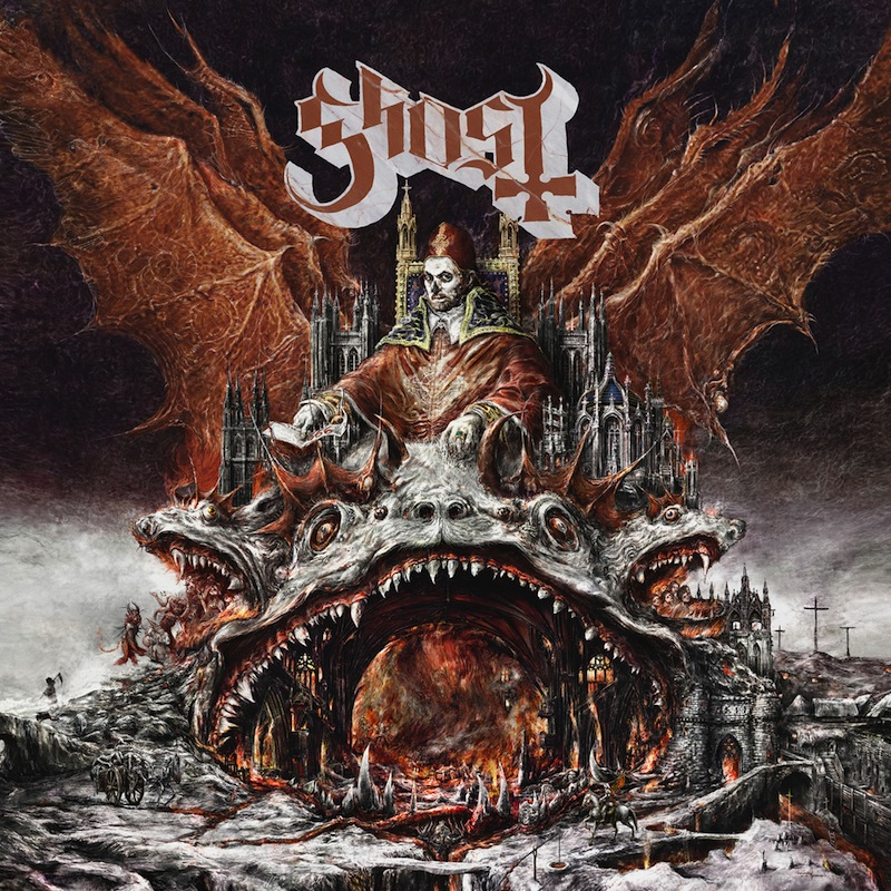 Ghost Prequelle review
