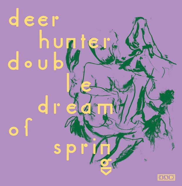 Deerhunter tour cassette