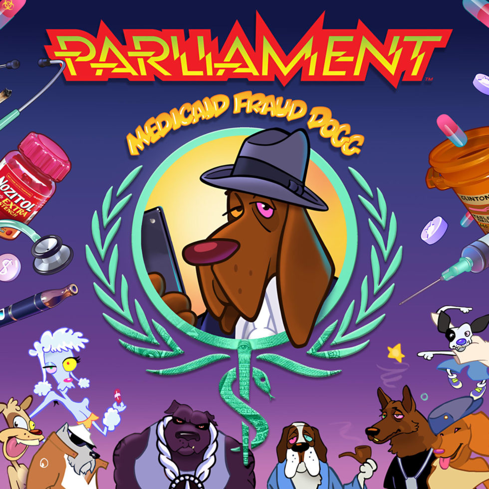 Parliament new album Medicaid Fraud Dogg