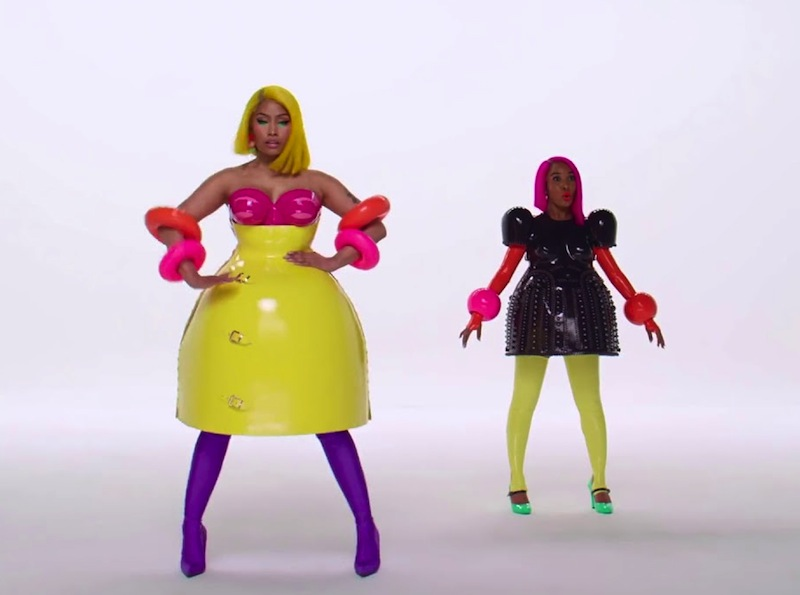 Pop Girls Etc. Nicki Minaj