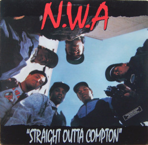 best hip-hop albums of 1988 Straight Outta Compton