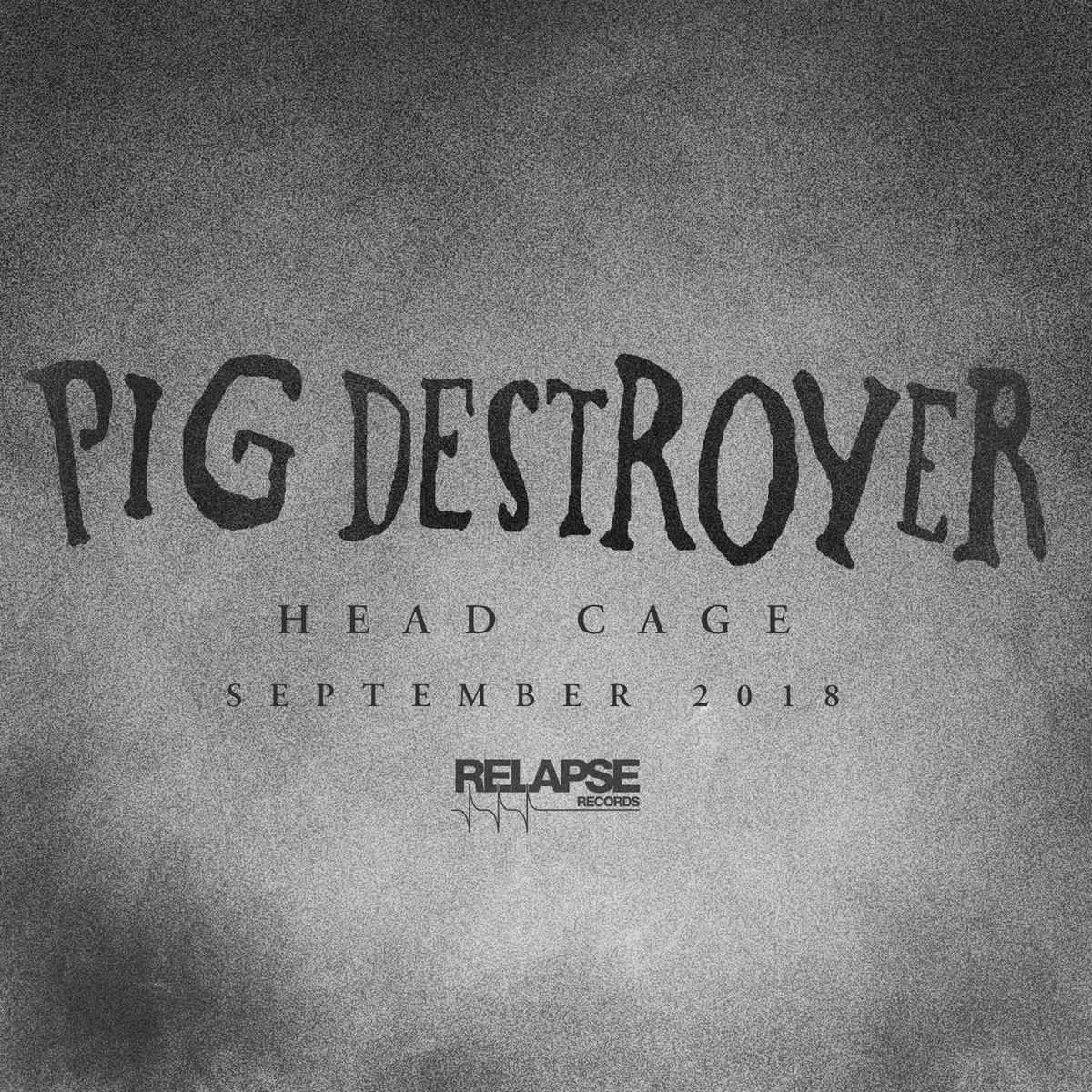 Pig Destroyer new album