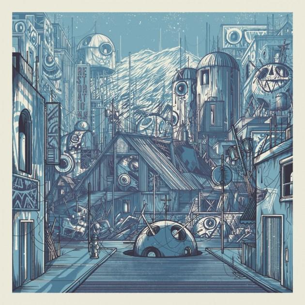 Restorations new album 2018