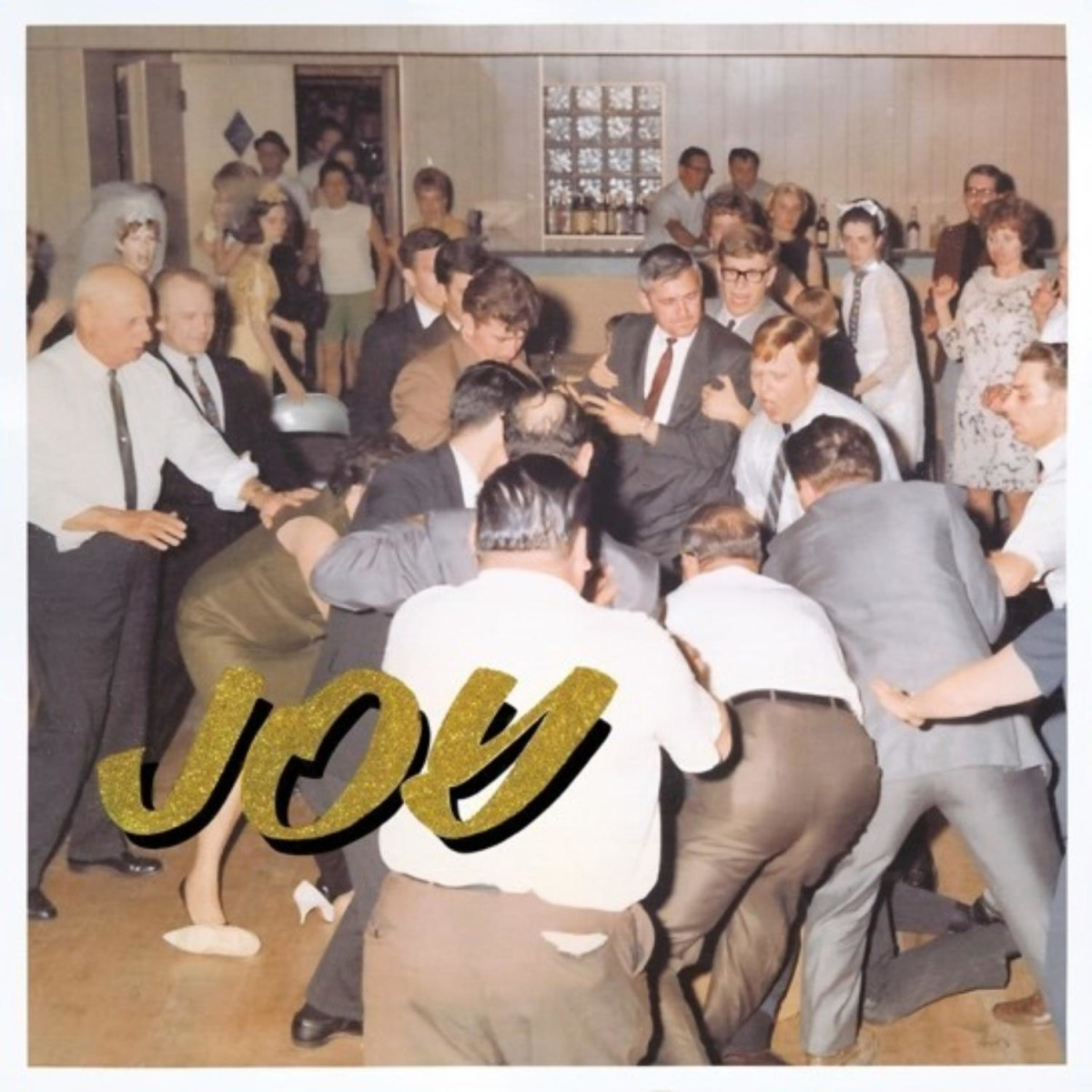 Idles New album 2018 Joy