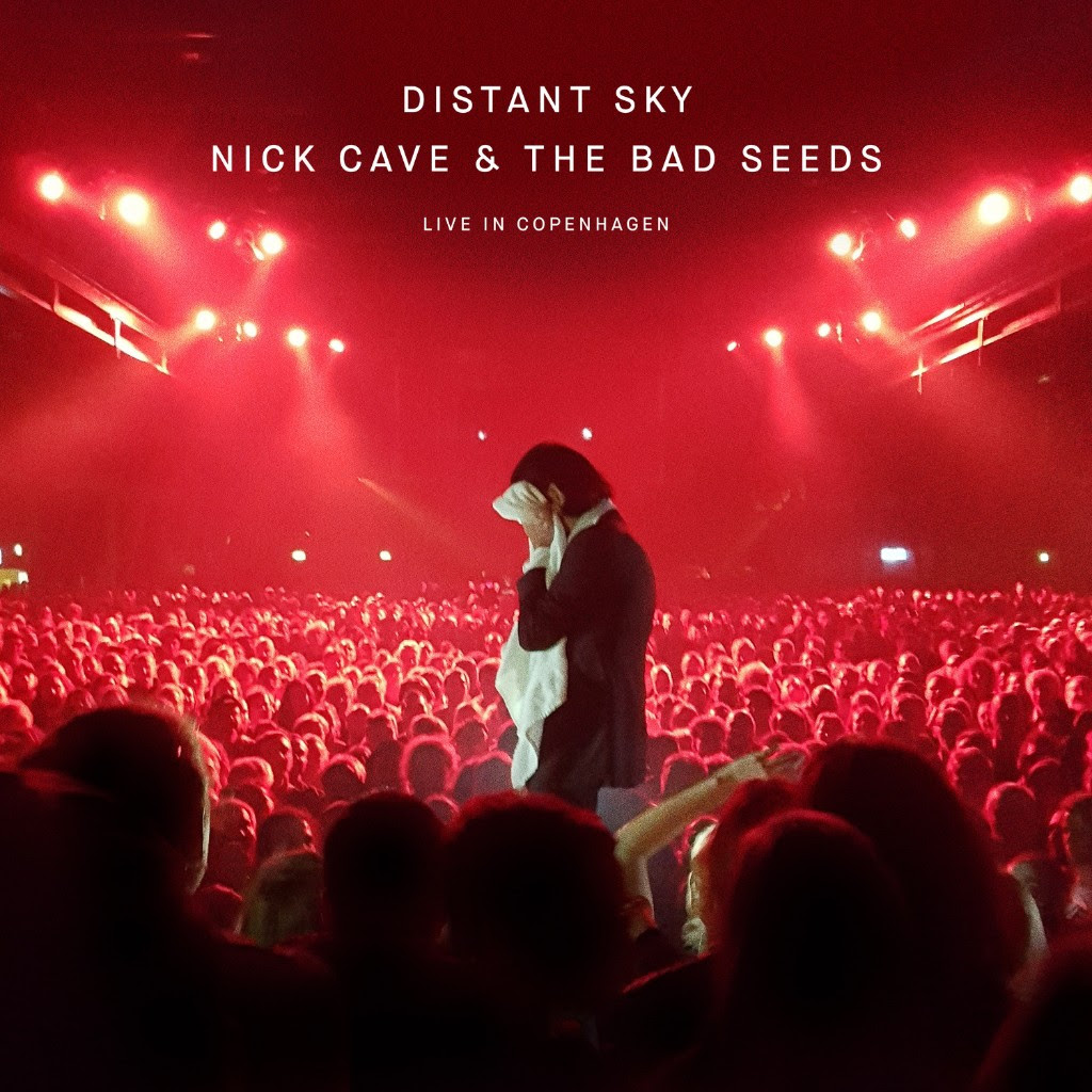 Nick Cave live EP Distant Sky