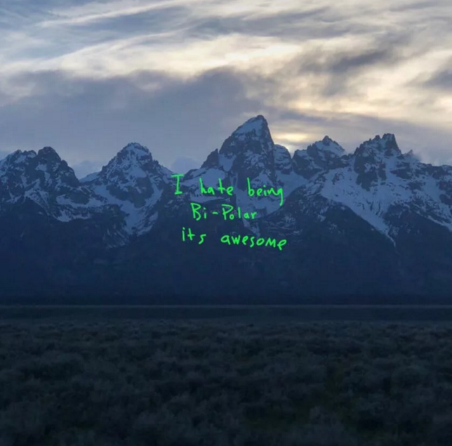 What do we do with Kanye West