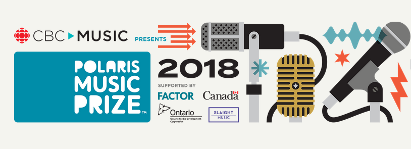 Polaris Prize 2018 long list
