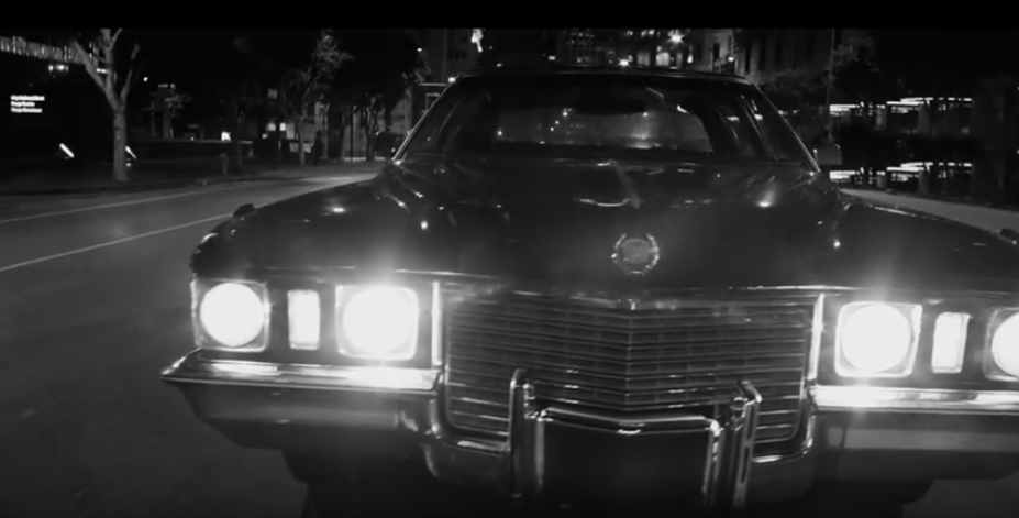 Beach House Black Car video