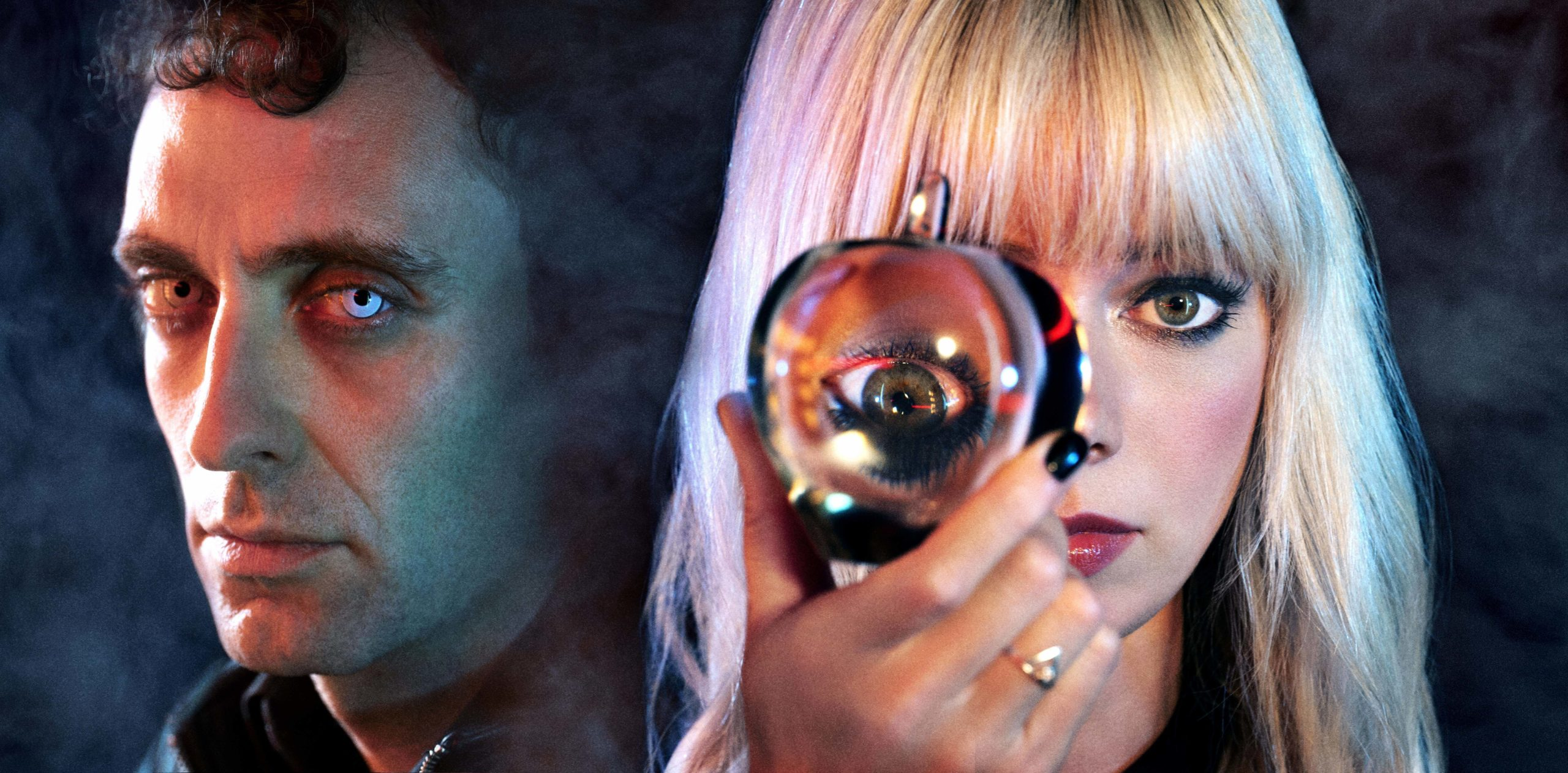 Chromatics Blue Girl video