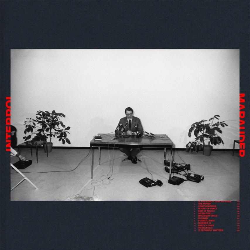 Interpol new album Marauder