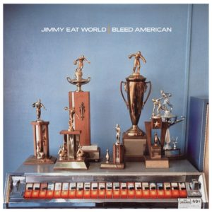 songs that reference other songs Jimmy Eat World