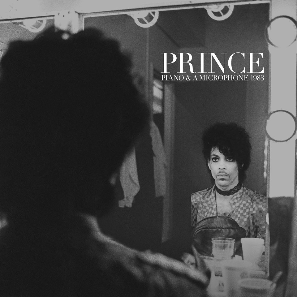 Prince new album Piano and a Microphone 1983