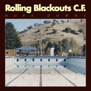 Rolling Blackouts Coastal Fever songs for summer 2018