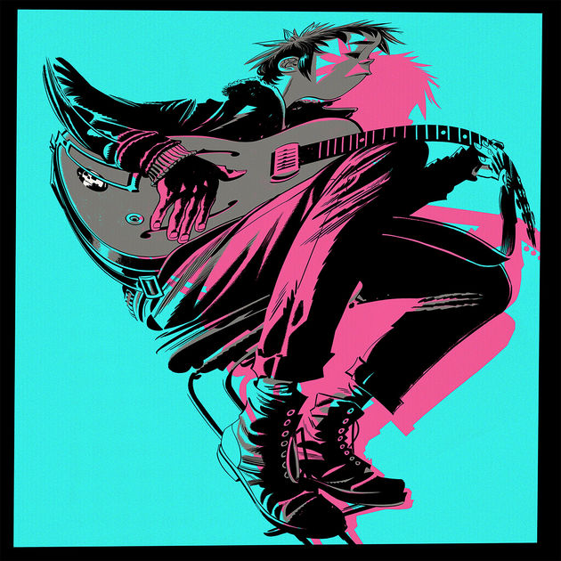 Gorillaz new album The Now Now