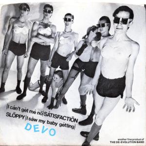 top 100 cover songs Devo