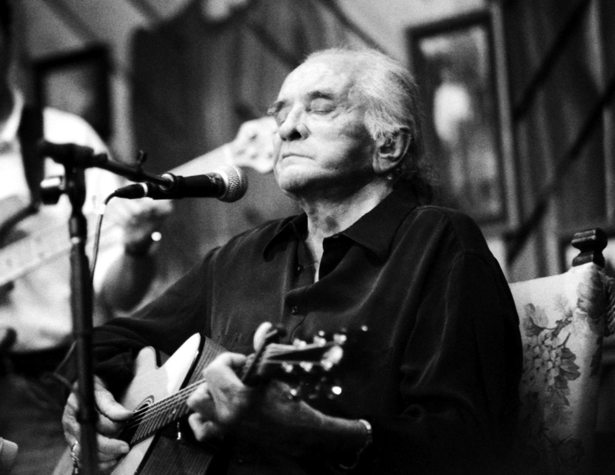 top 100 cover songs Johnny Cash