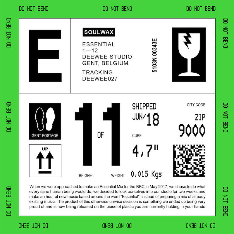 Soulwax Essential review
