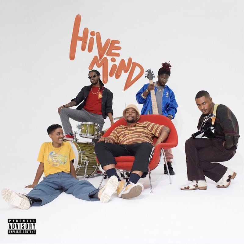 The Internet Hive Mind review Album of the Week