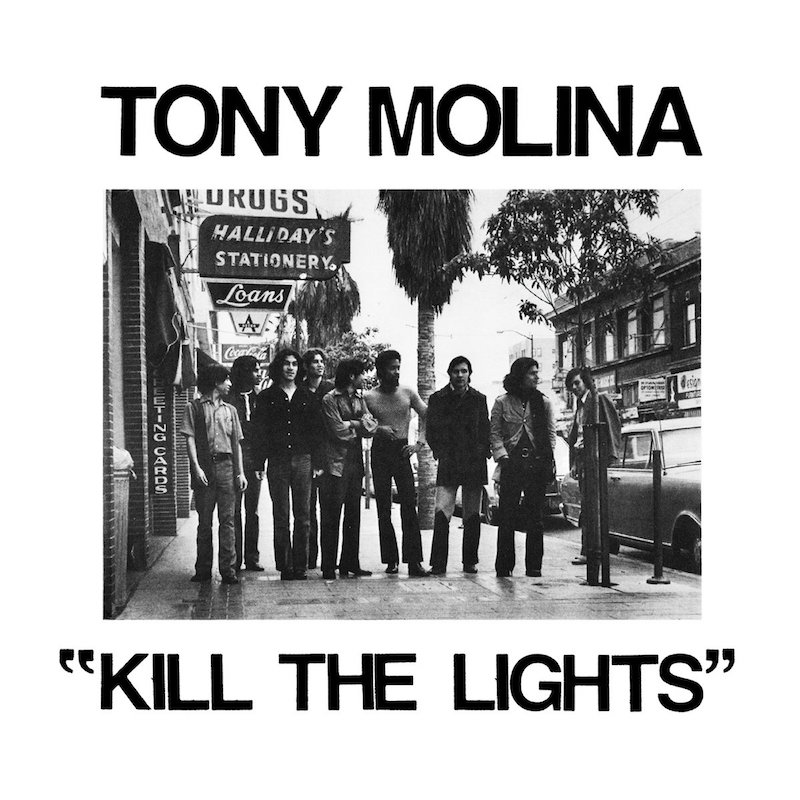 Tony Molina Kill the Lights review