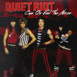 top 100 cover songs Quiet Riot