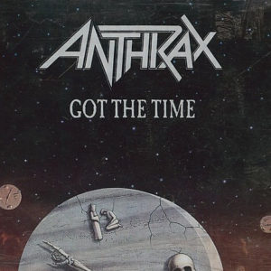 top 100 cover songs Anthrax