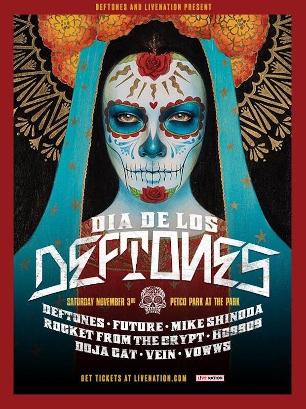 Dia De Los Deftones festival