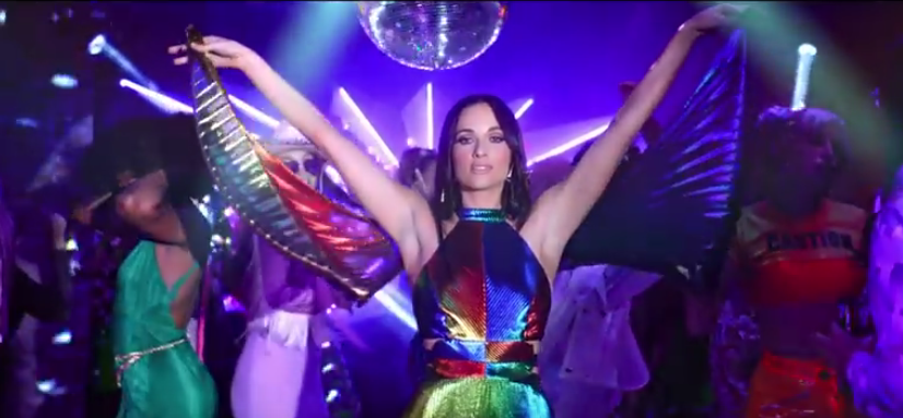 Kacey Musgraves High Horse video