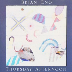 one-track albums Brian Eno