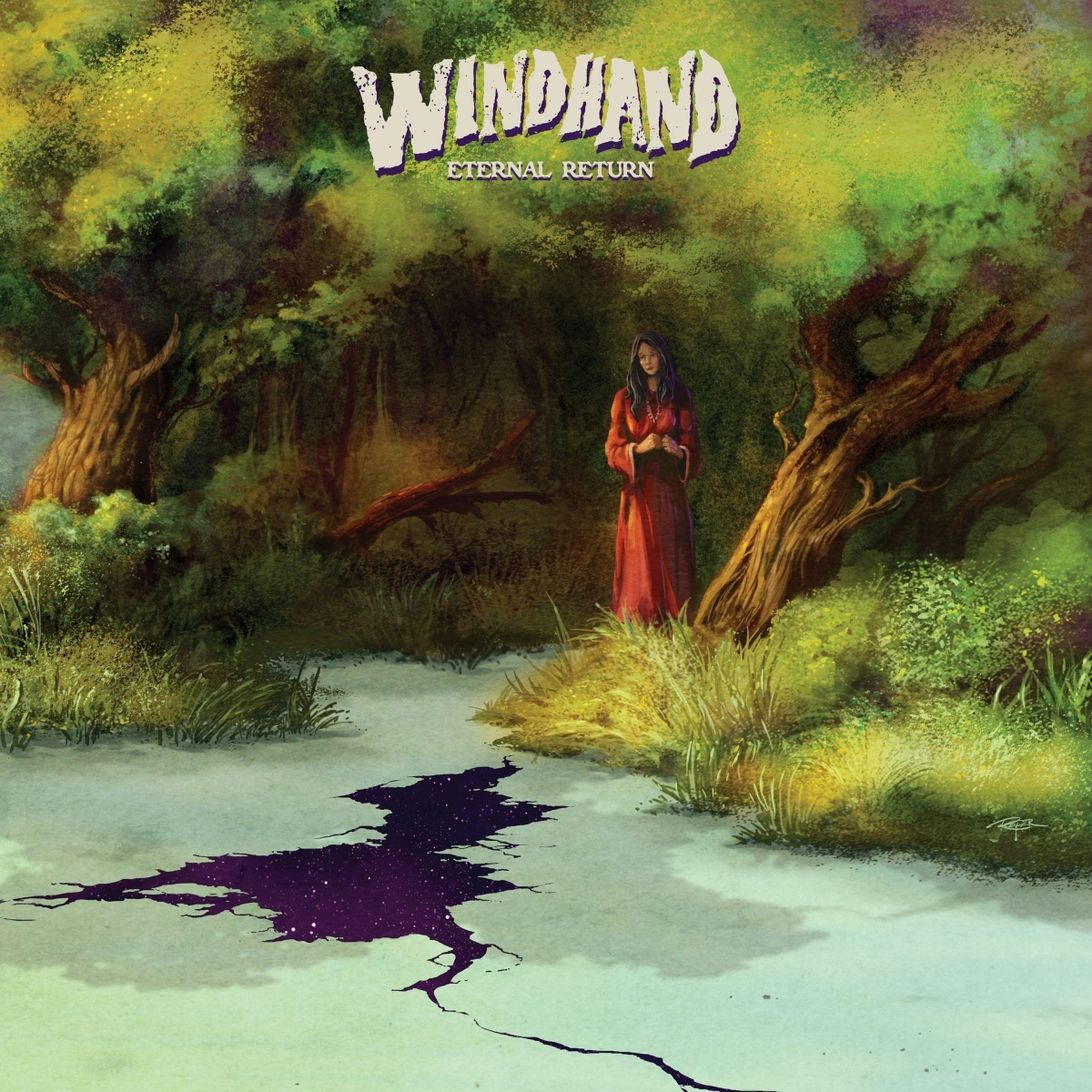 Windhand new album Eternal Return 2018