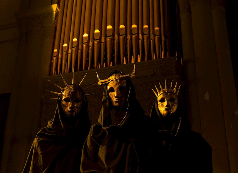 Imperial Triumphant best metal of July 2018