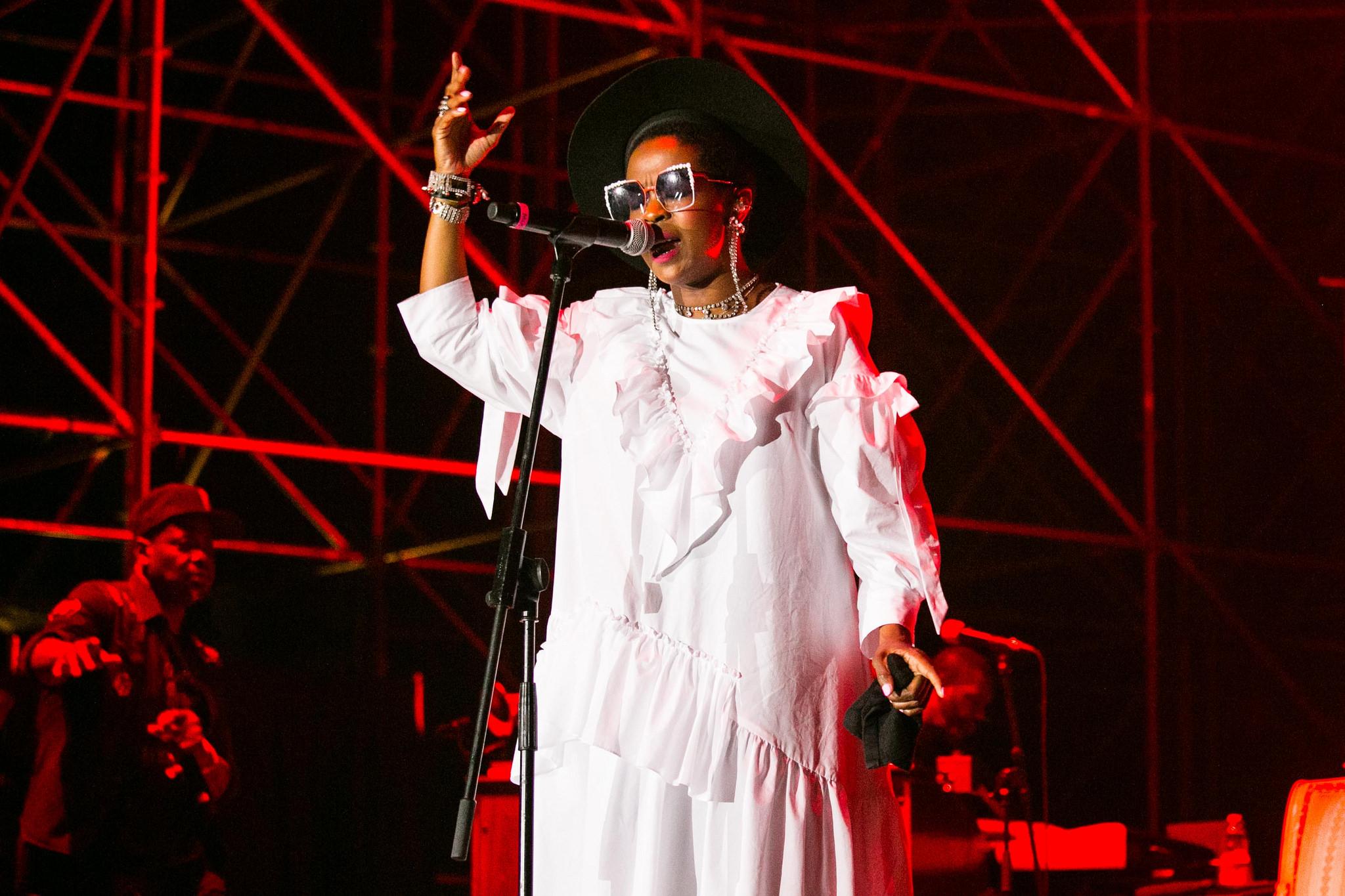 Lauryn Hill tour